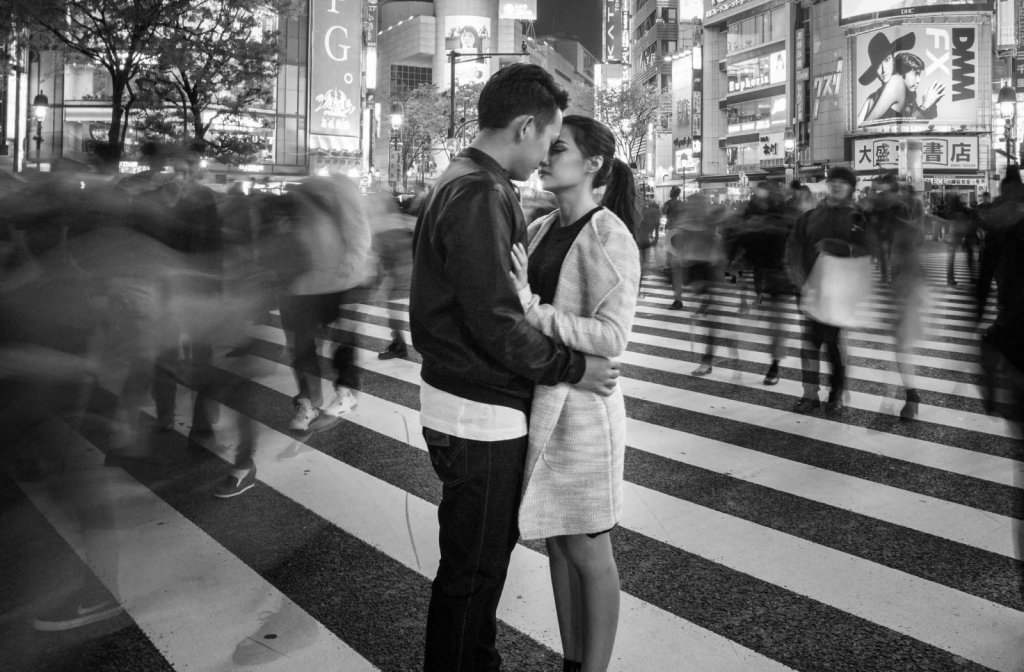 Crossing Kiss