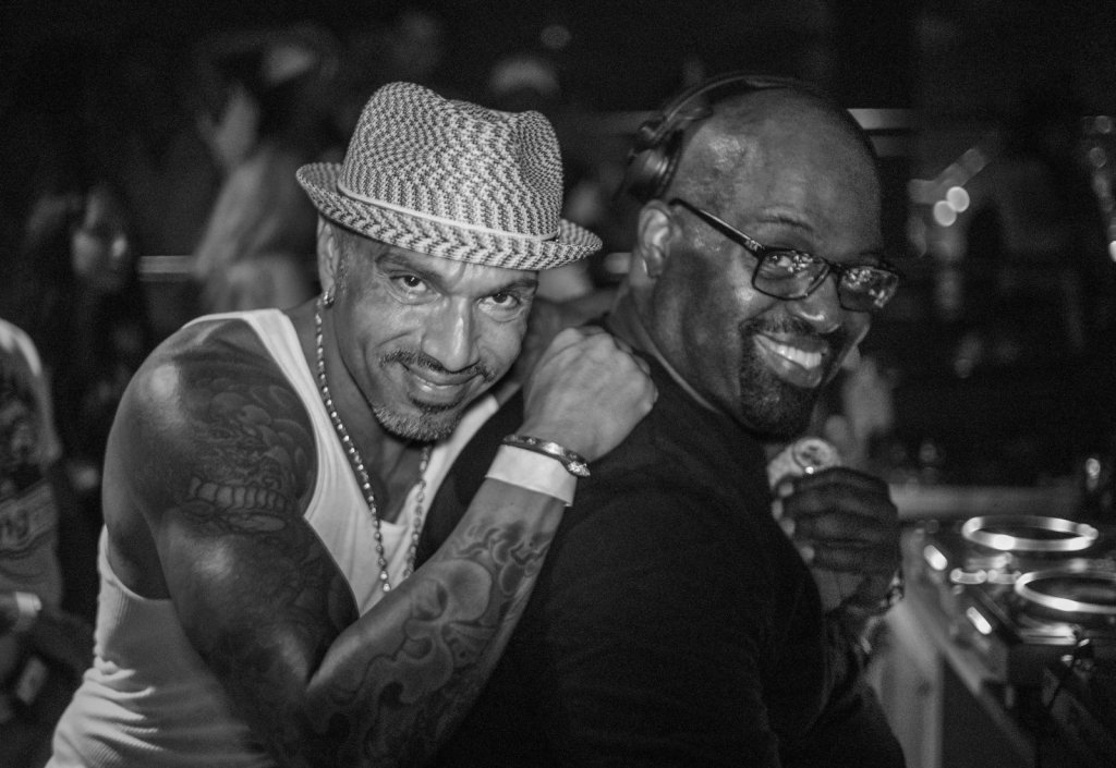 Frankie Knuckles & David Morales